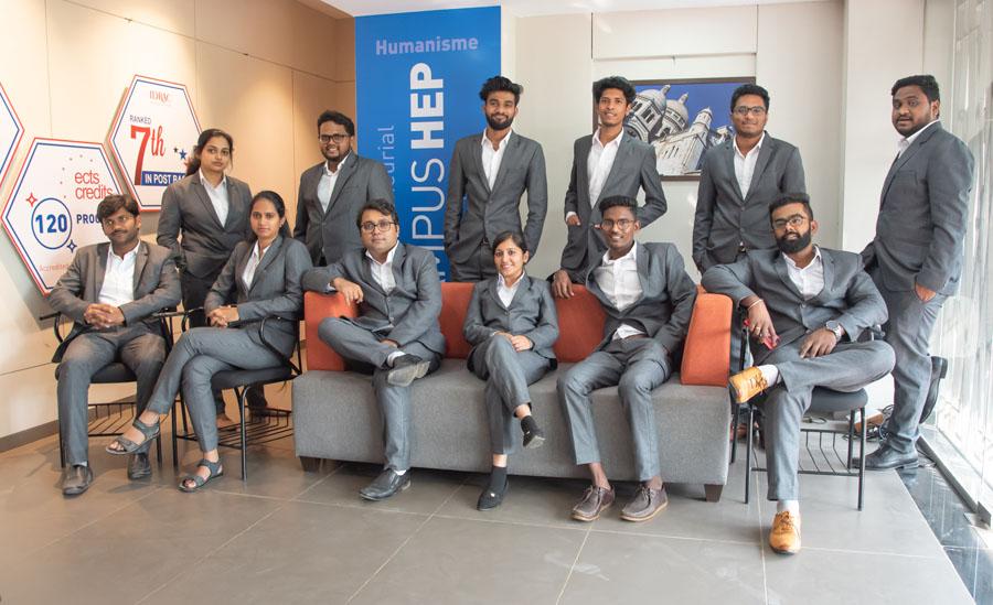 05 L IDRAC Business School India