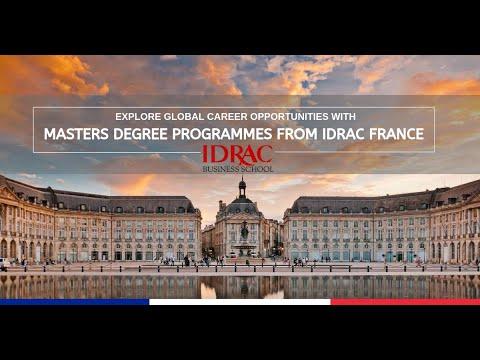 3 IDRAC Business School India