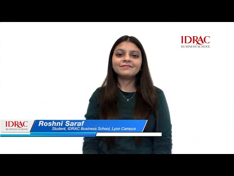4 IDRAC Business School India