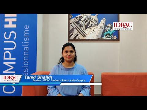 hqdefault IDRAC Business School India